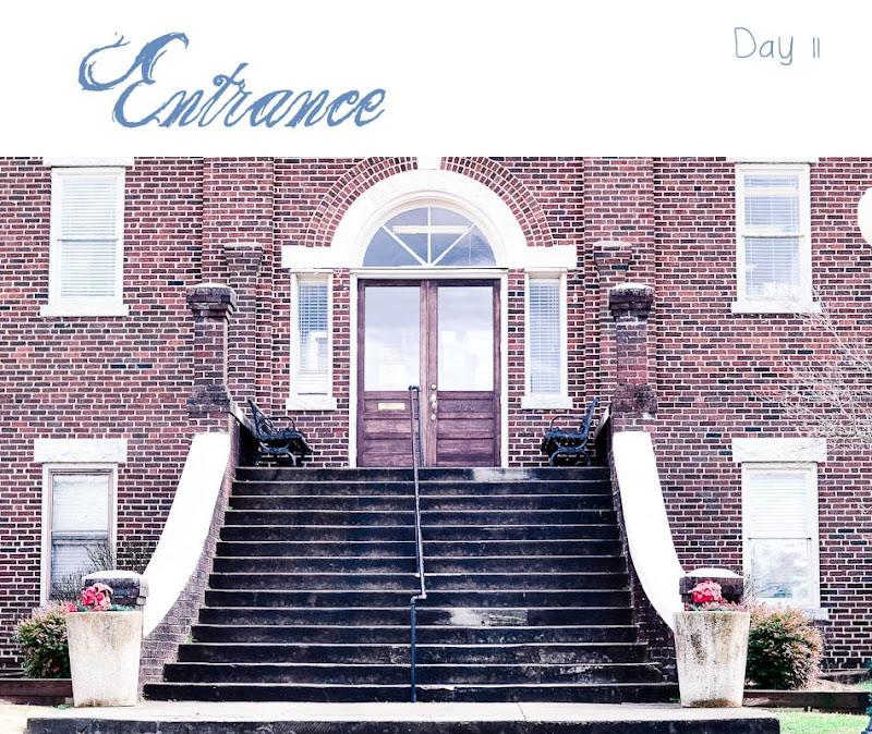 11 entrance