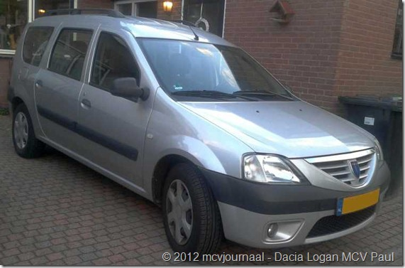 Paul - Dacia Logan MCV 02