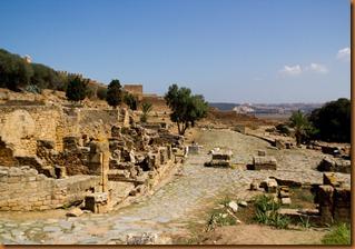 Rabat, Roman agora