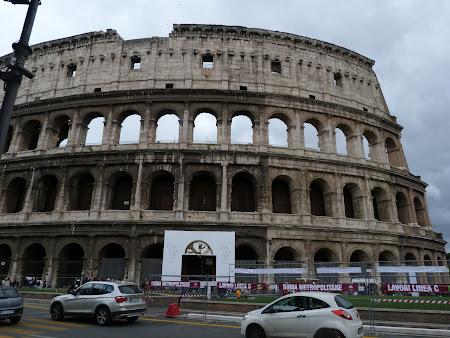 Obiective turistice Roma: Colliseum Roma