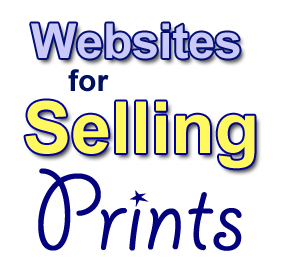 websites for selling prints