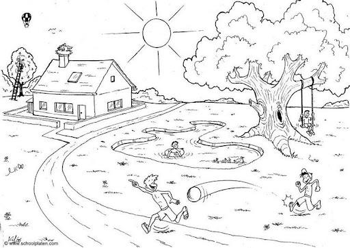 ... jpg seasons dibujos para colorear de las cuatro estaciones del ano