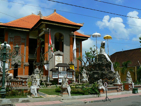 Bali photos: Ubud Mayor's house
