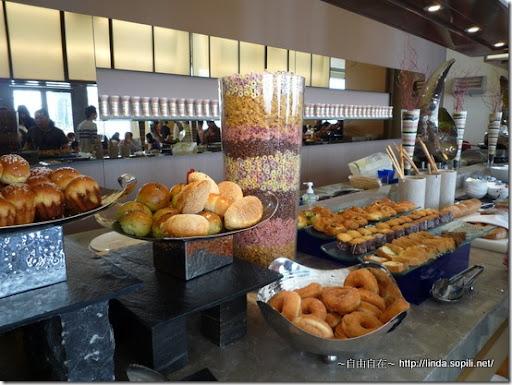 皇冠假日飯店-早餐星亞自助餐3