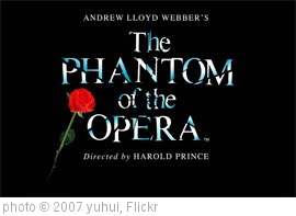 'The Phantom of the Opera' photo (c) 2007, yuhui - license: http://creativecommons.org/licenses/by-sa/2.0/