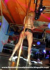 Stripper Loira Capeta