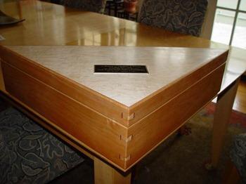 Jim Sloane flag box