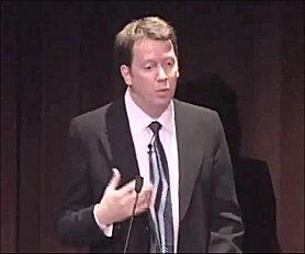 Enlace al discurso inicial de Sean Carroll