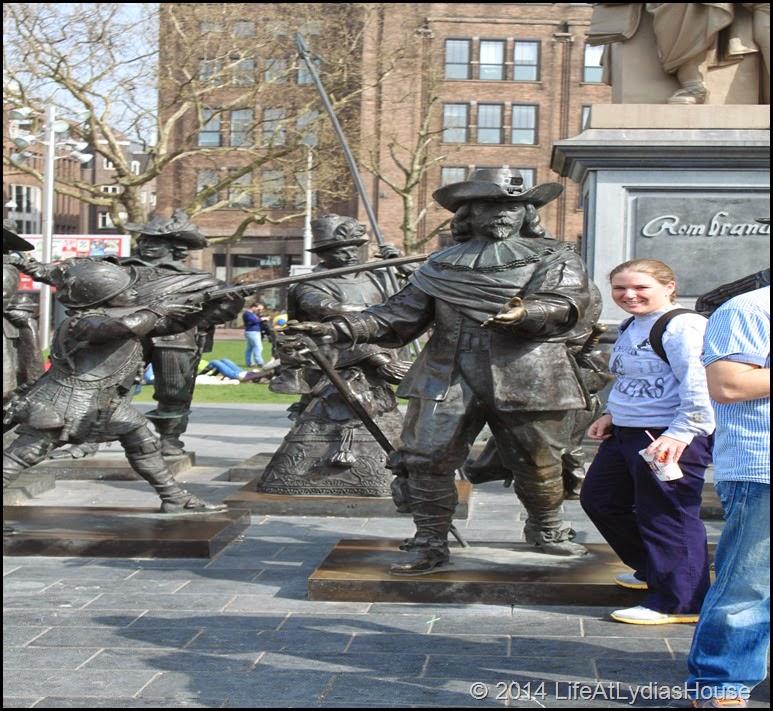 Rembrandt square 4