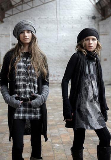 Ropa de Invierno 2013 para Jovencitas de 15 Años4