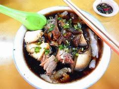 koay chiap cibi di strada Penang