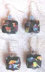 Earrings 9.1.11 dichoric black multicolor2