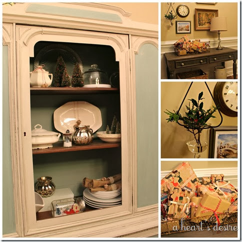 Dining Collage