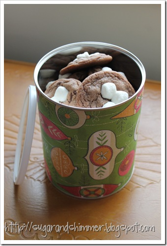 Christmas Treat Container