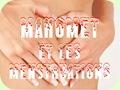 Mahomet et les Mentruations