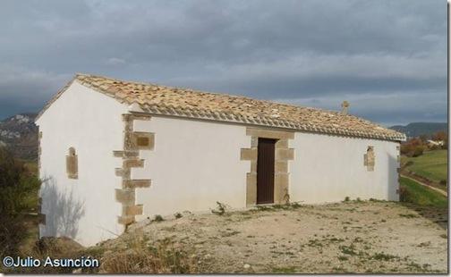Ermita de San Miguel - Muez