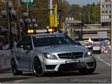 Mercedes-Benz C63 AMG DTM Safety Car 1