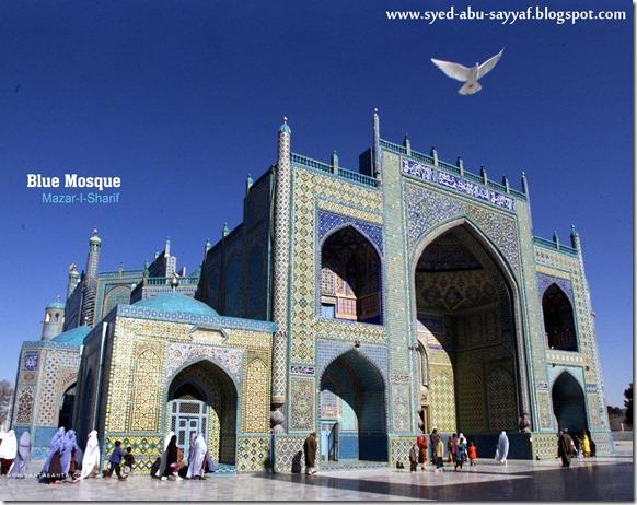 Masjid Biru – Mazar I Sharif, Afghanistan