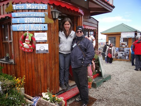 Tara de Foc: Tres Marias Ushuaia