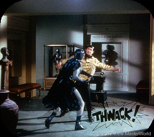 View-Master packet Batman (B492), scene 6