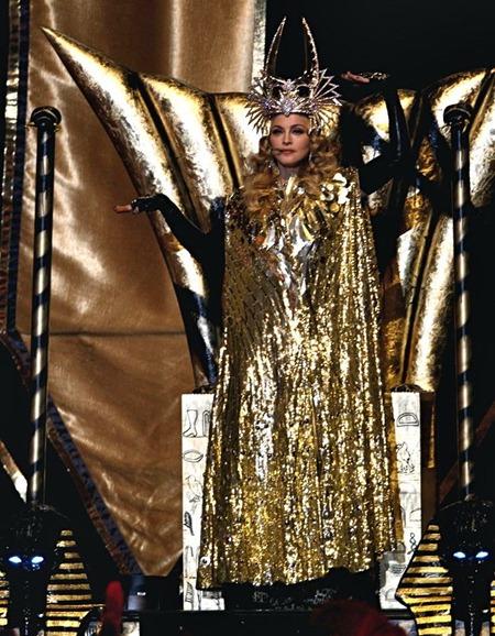 Madonna- Super Bowl Halftime Show 2