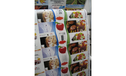 samples of printed materials