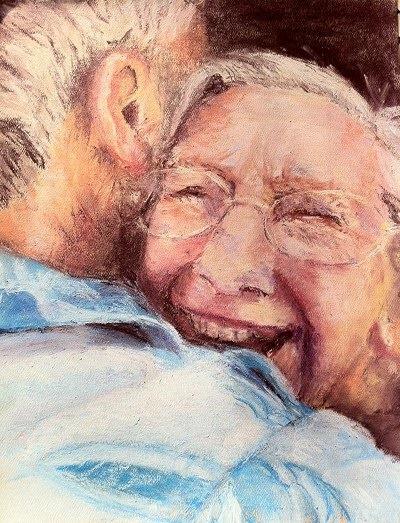 grandma portrait julia sattout