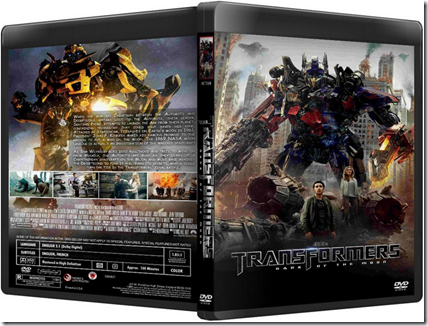 Transformers Dark Of The Moon เตรียมจำหน่าย DVD ในวันที่ 30 กันยายนนี้