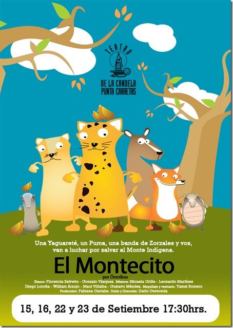 afiche El  Montecito