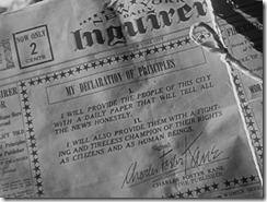 Citizen Kane Declaration of Principles