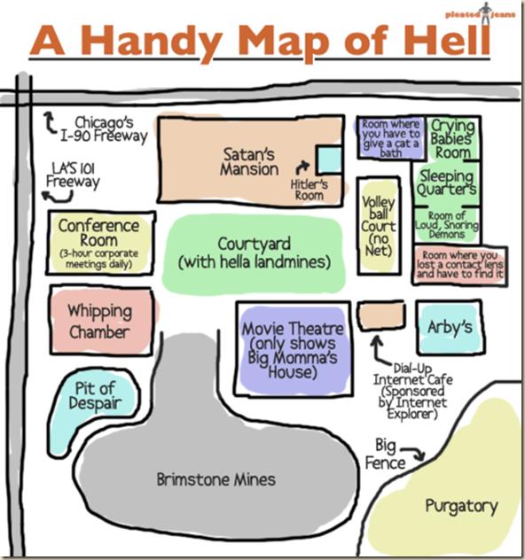 Ateismo cristianos infierno hell dios jesus grafico religion biblia memes desmotivaciones (41)