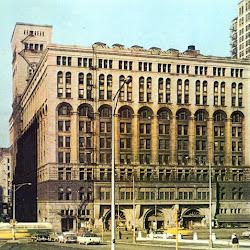 20.- L. Sullivan. Auditorium de Chicago
