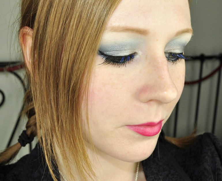 tomorrowland inspired makeup look 4