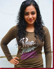 Actress Nithya Menon Hot Photo Shoot Pics