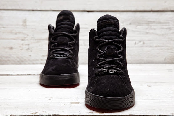 Coming Soon8230 8220Lights Out8221 Nike LeBron XII NSW Lifestyle QS