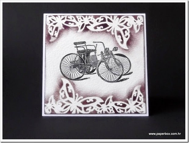 Čestitka za vjenčanje - Weddiing card (1)