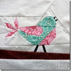 Chirpie bird