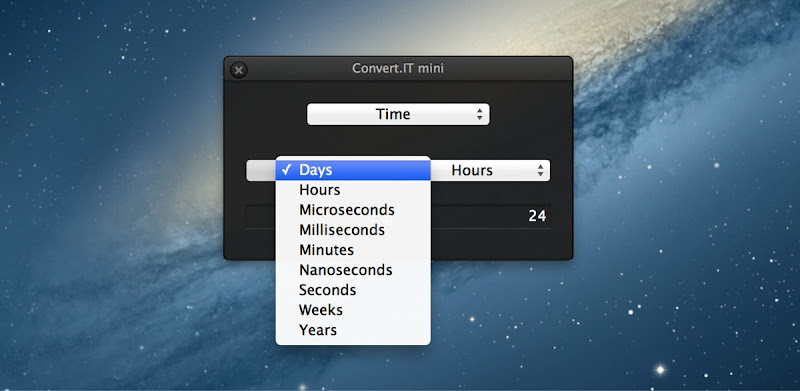12mac app utilities convert it mini 1