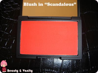 "Blush ""Scandalous"""