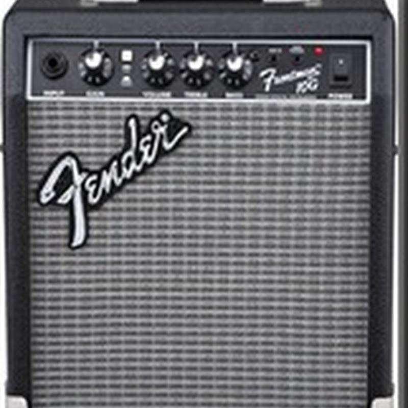 Amplificadores Fender Frontman