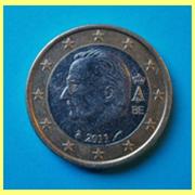 1 Euro Bélgica