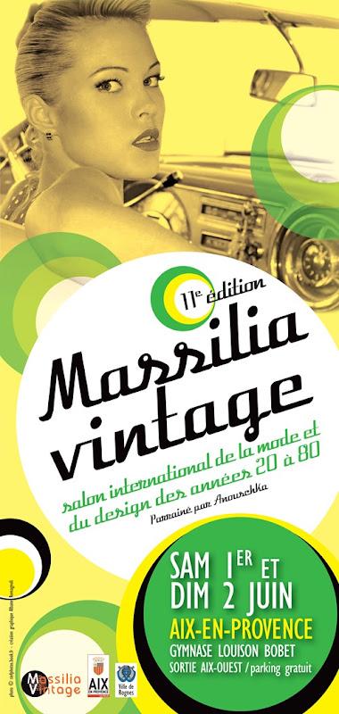MASSILIA VINTAGE-2013-AFFICHE 20x42.indd