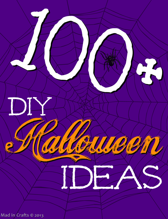 100  Halloween Tutorials