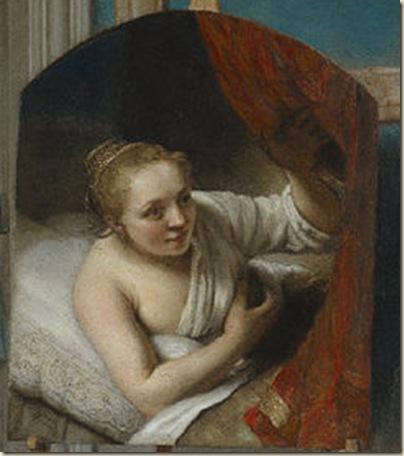 Liotard, Portrait de François Tronchin