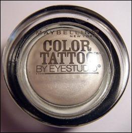Maybelline Too Cool Color Tattoo Eyeshadow