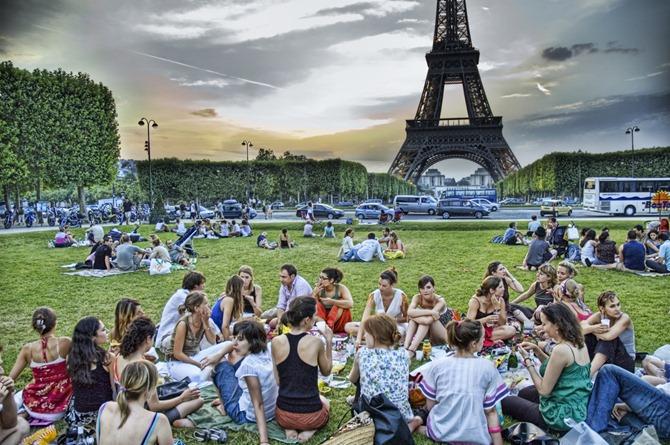 Visitar y ver Torre Eiffel