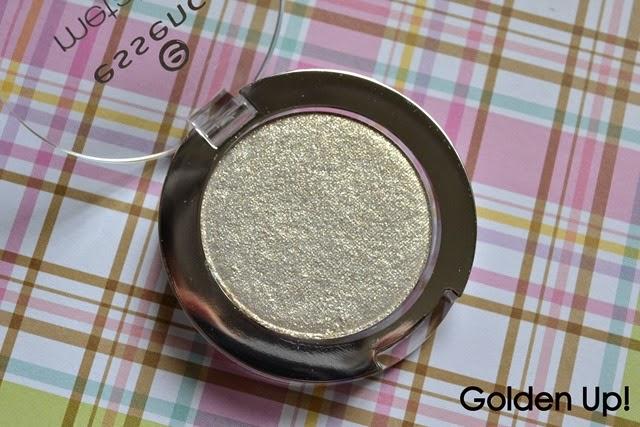 Essence Cosmetics Golden Up