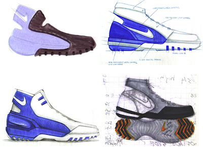 nike air zoom generation xx 20 years of design 1 11 20 Designs that Changed the Game: Nike Air Zoom Generation