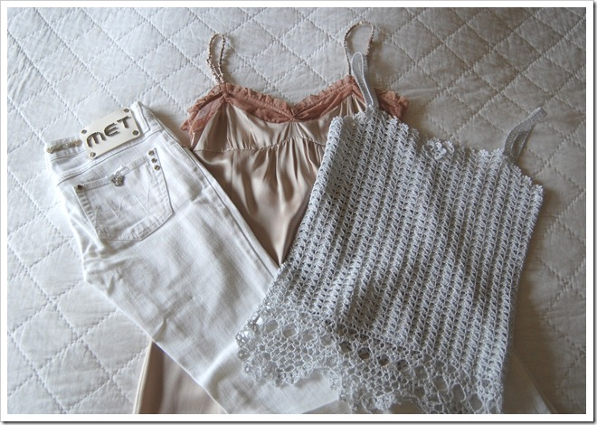SILVER CAMISOLE OUTFIT1