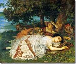 gustave_courbet_-_young_ladies_by_the_river_seine_-_wga05467